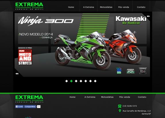 Extrema Kawasaki