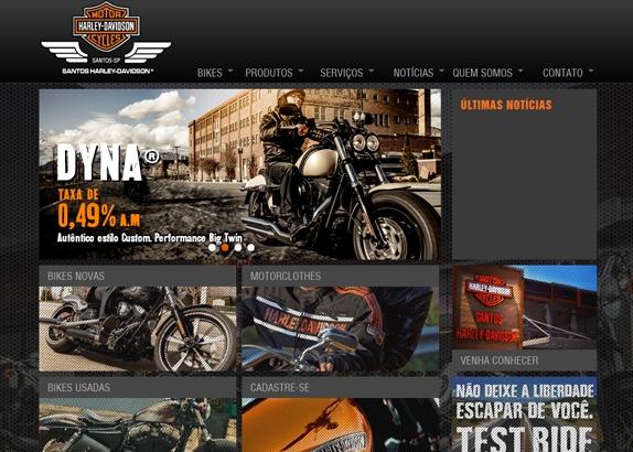 Santos Harley Davidson