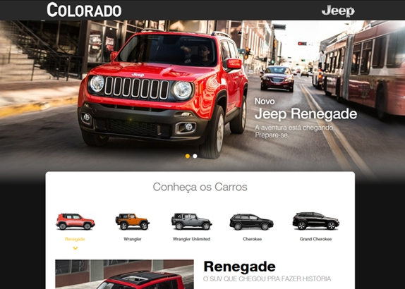 Jeep Colorado